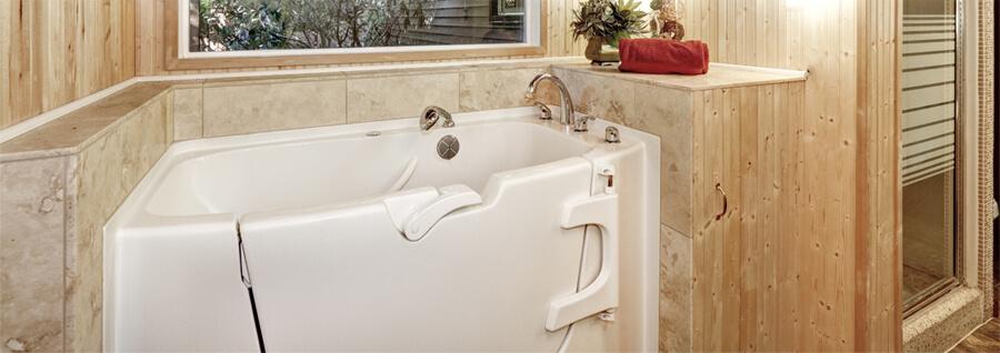 Die Alternative zur Badewanne, Baden in sitzender Position