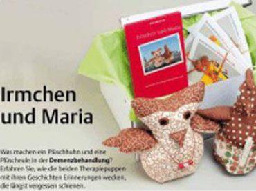 """""""Irmchen und Maria"""" – Eine Therapie-Box für Demenz kranke Menschen"""