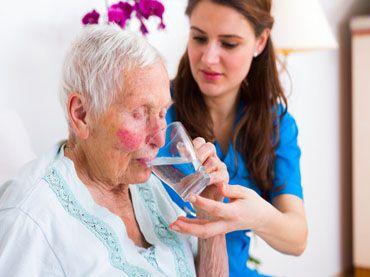 Die Pflege von Alzheimerpatienten