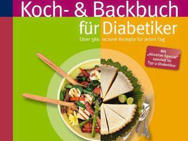 Koch- und Backbuch für Diabetiker