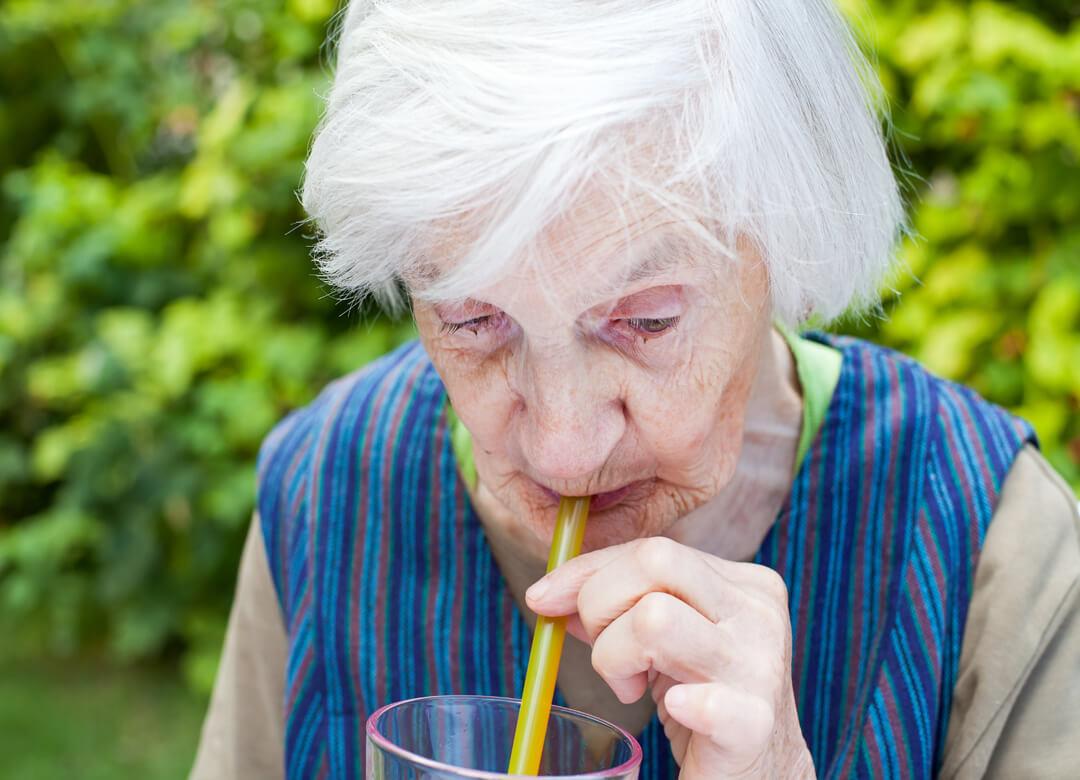 Viele Beziehungen werden durch Alzheimer stark belastet