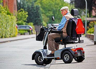 Mobilität für jeden mit Paravan