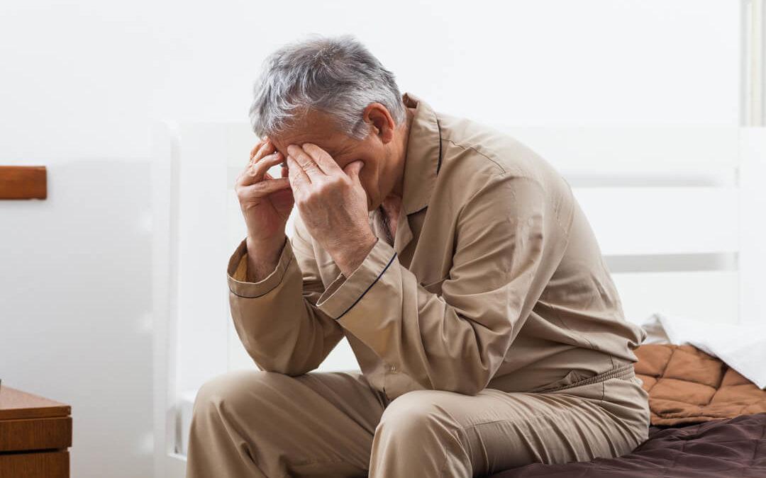 Depressionen bei pflegenden Angehörigen