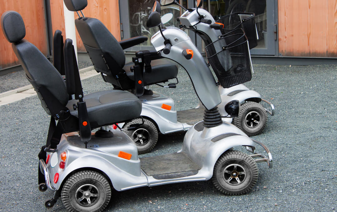 Checkliste Elektromobile. Damit Sie beim Kauf Ihres Seniorenmobils gut vorbereitet sind.