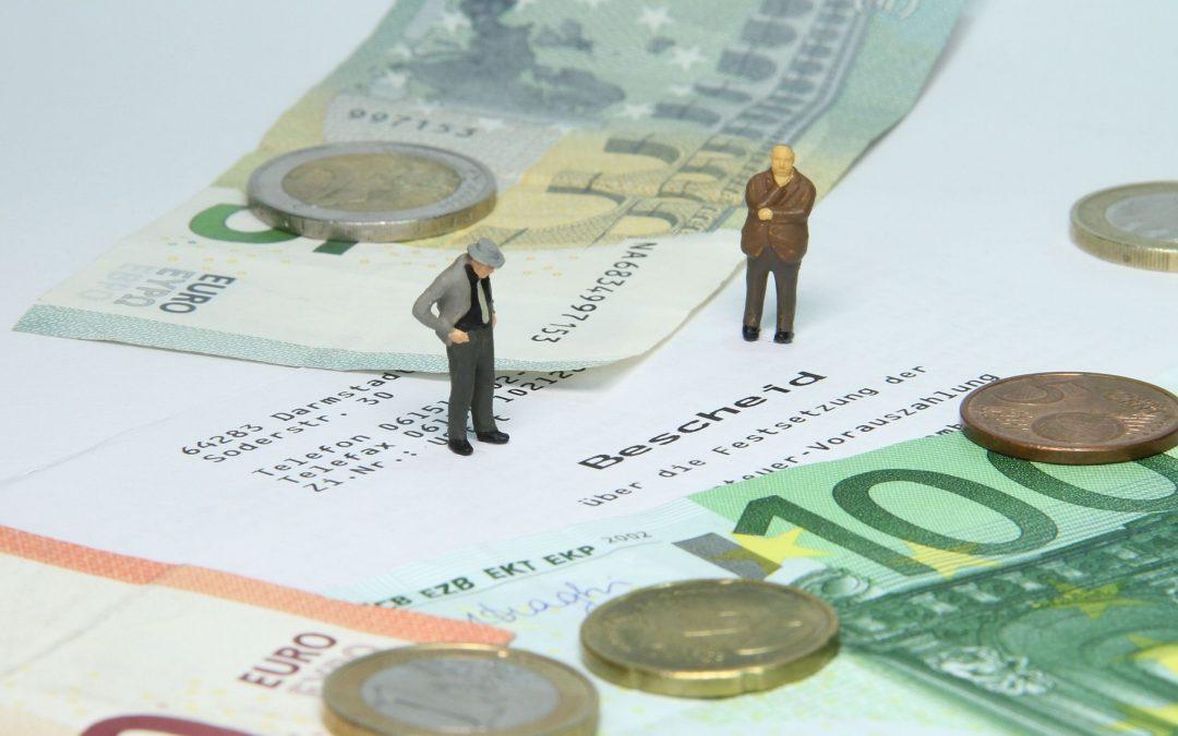 Krankheitskosten und Pflegekosten von der Steuer absetzen