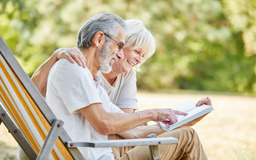 Gedächtnisleistung: Gibt es Unterschiede zwischen Demenz + Senilität