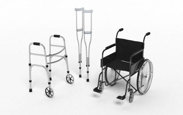 Hilfsmittelversorgung im Pflegeheim