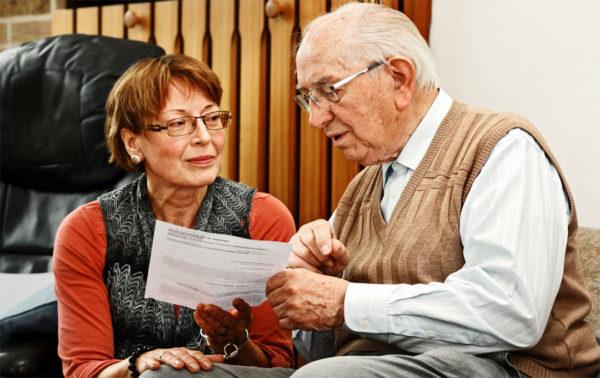 Das Eintreten eines Pflegefalls in einer Familie löst meist große Ratlosigkeit aus. Erkundigen Sie sich, wo die Pflege Sinn macht.