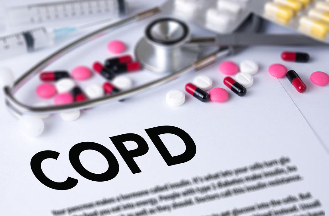 Wer an COPD leidet, weiß wie beschwerlich das Treppensteigen sein kann