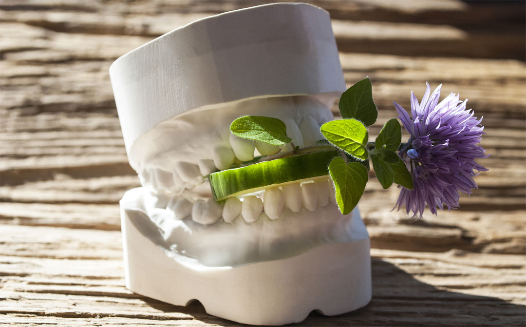 Durch Zahnprothesen kann der Geschmackssinn beeinträchtigt werden