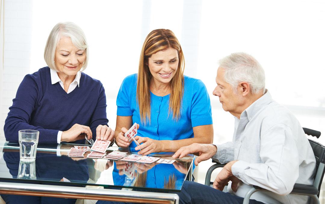 Anlaufstellen für Pflegebedürftige