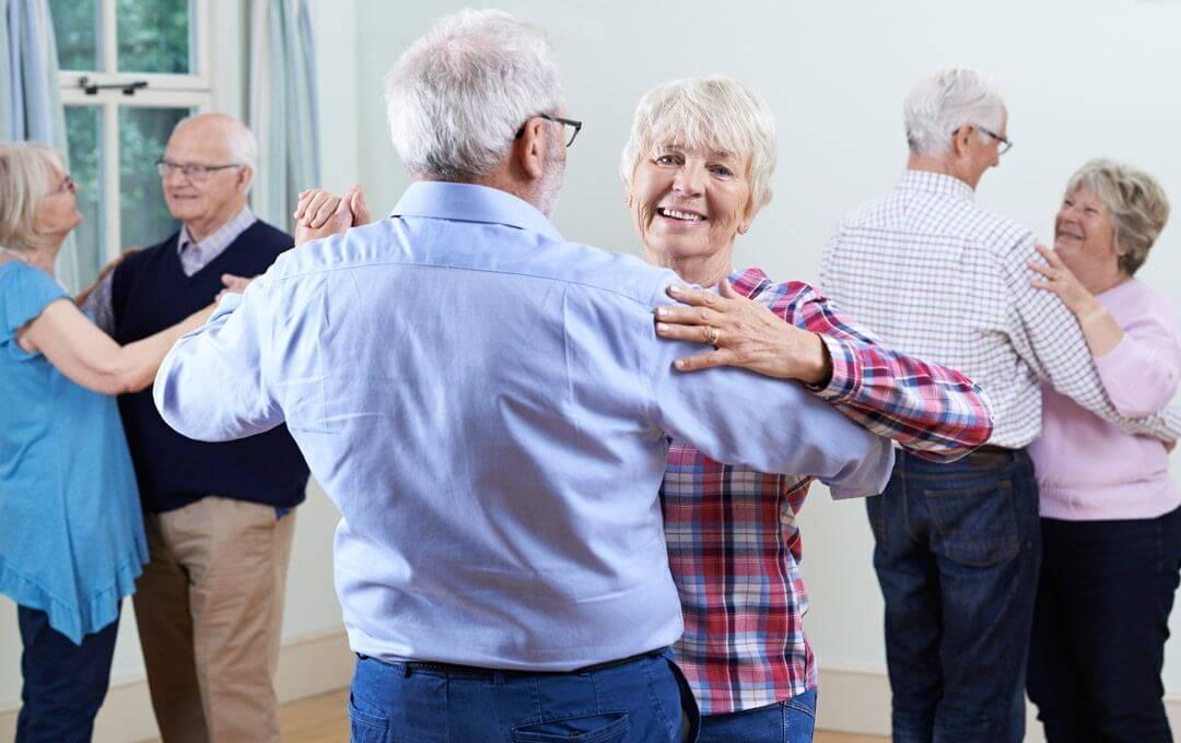 Senioren oder Pflege WG