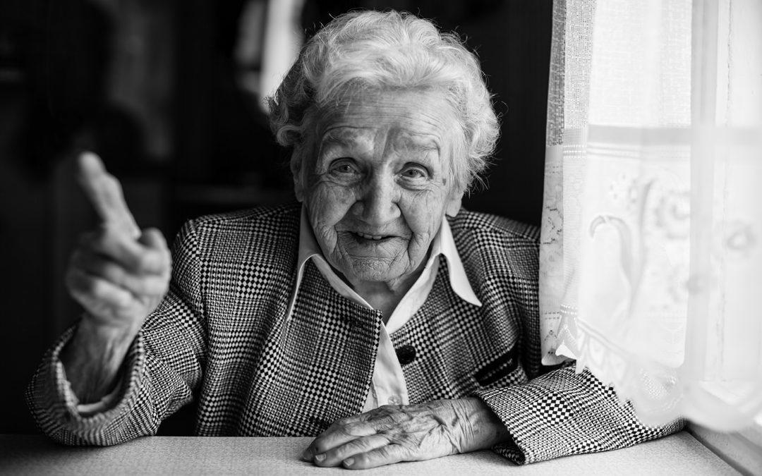 Demenz verstehen – Teil 1: Wenn Oma glaubt, dass sie bestohlen wurde