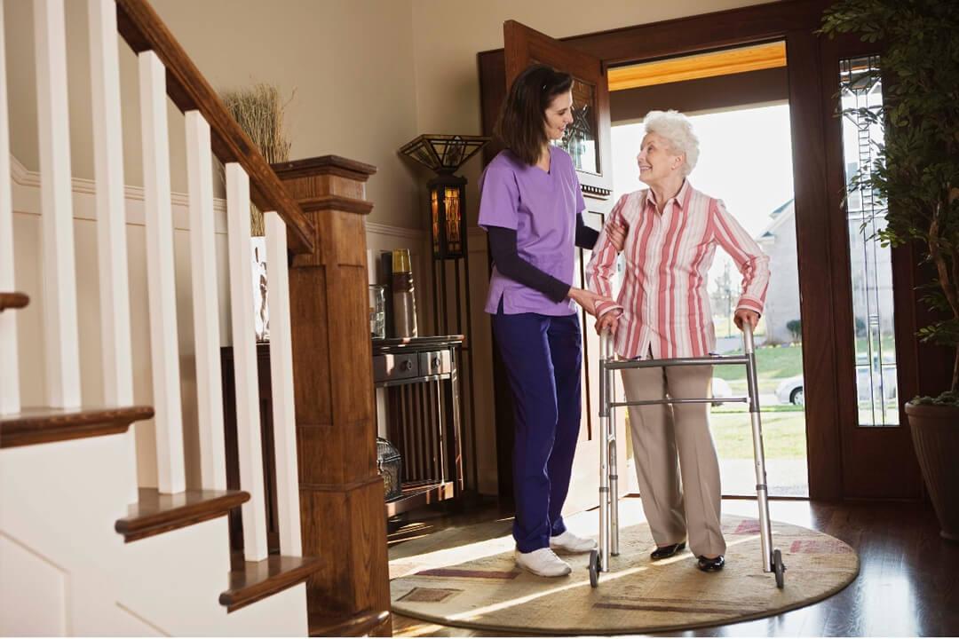 Verhinderunspflege ist als Entlastung für die pflegenden Angehörigen gedacht.