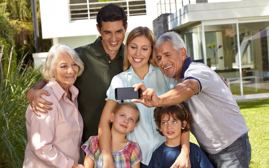 Wohnen und Leben im Alter: Das Mehrgenerationenhaus
