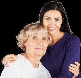 Betreuung einer dementen Frau durch Ihre Tochter