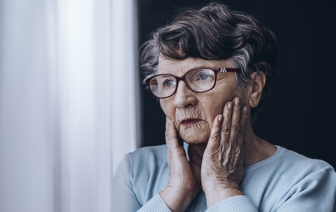 Wenn Demente Menschen Schmerzen haben