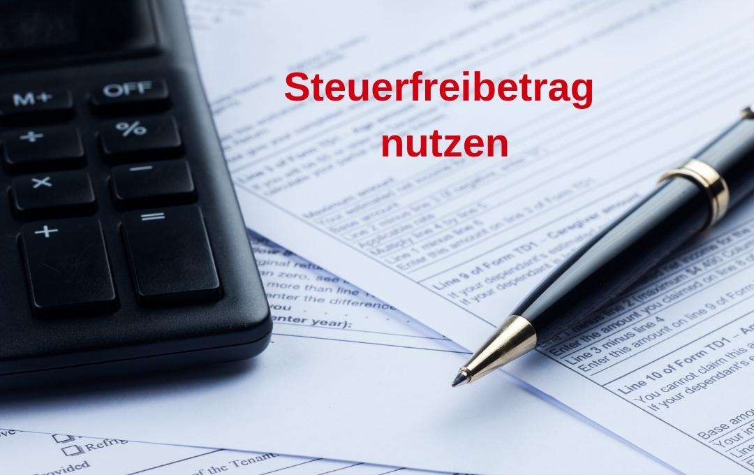 Pflegende Angehörige können pflegebedingte Kosten pauschal bei der Steuer geltend machen