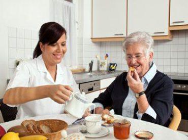 Rente für die Pflege von mehreren Personen (Additionspflege)