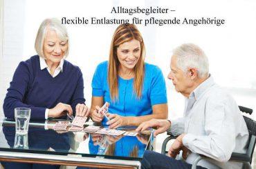 Vermittlungsplattform für Alltagsbetreuer sorgt für flexible, stundenweise Betreuung zu Hause