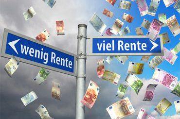 Rente für die Pflege von Angehörigen