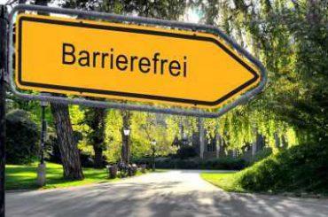 Barrierefrei bauen. Das sollten Sie beachten