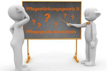Pflegestärkungsgesetz II: Wie wird der Pflegegrad berechnet?