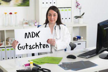 Die neuen Pflegegrade: So erfolgt die MDK-Prüfung mit den neuen Modulen