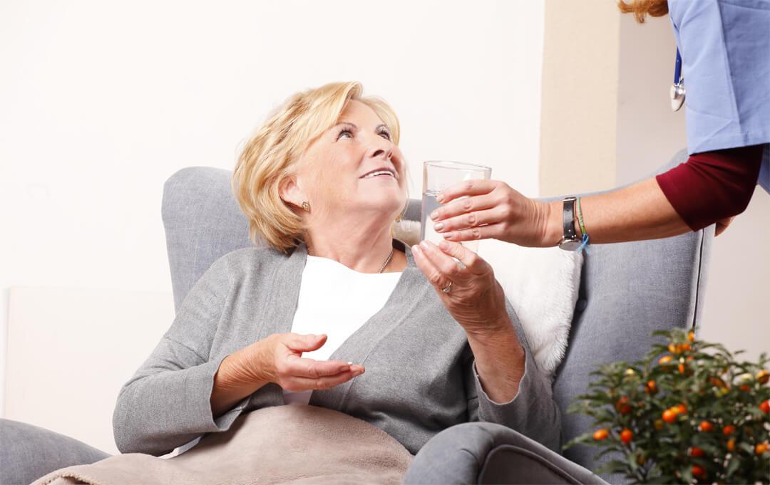 Tagespflege als Überbrückung für Fehlzeiten einer ausländischen Pflegekraft