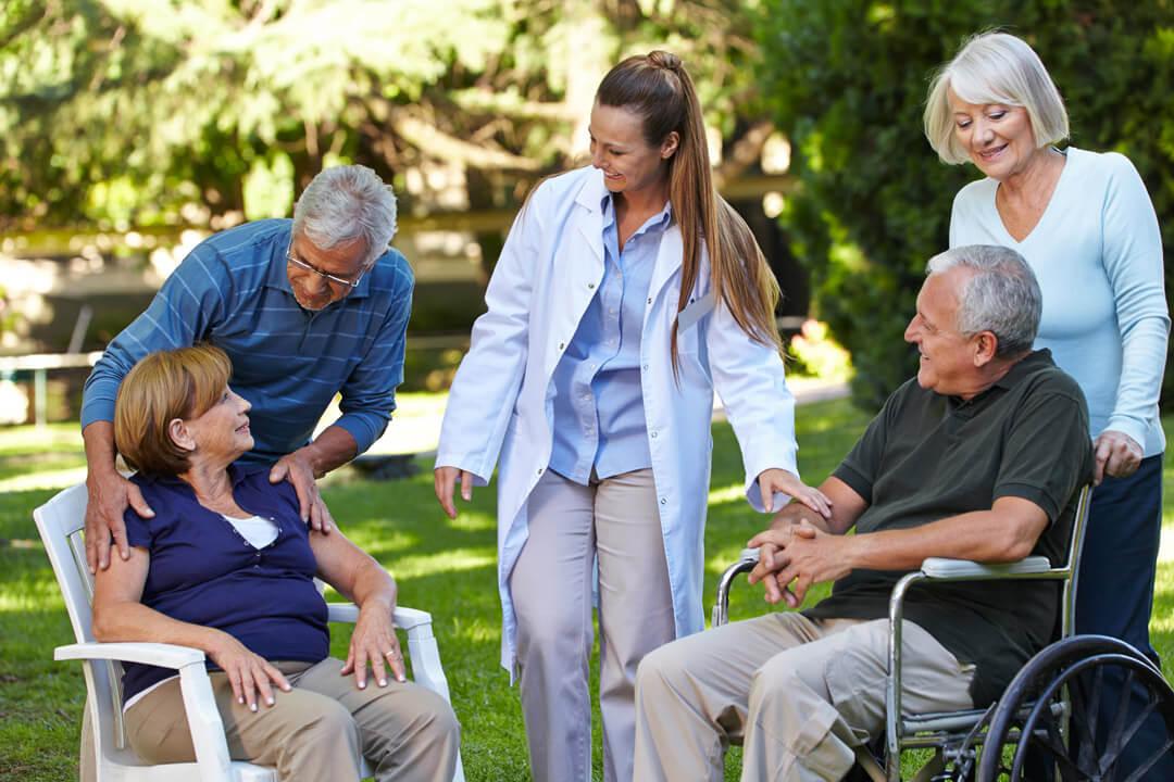 Reha für pflegende Angehörige