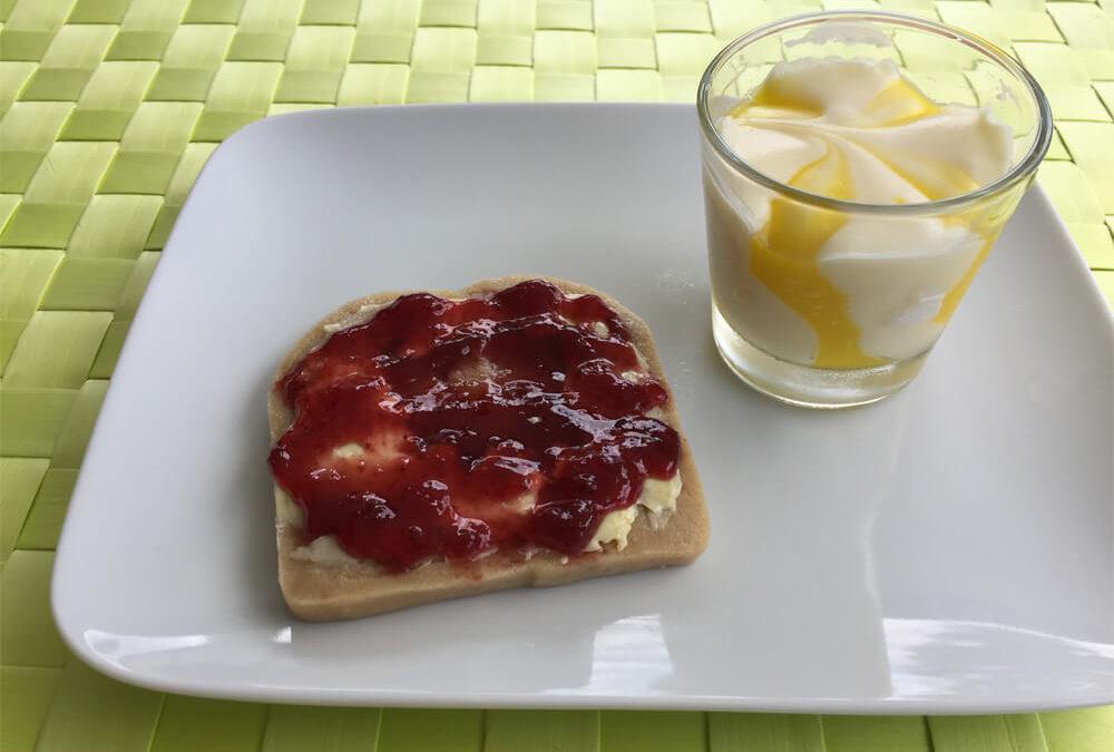 Schluckstörungen: Pürierkost für Frühstück, Mittag- und Abendessen