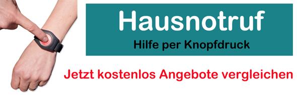 Hausnotruf - Mit Pflegegrad schon ab 0,- Euro möglich