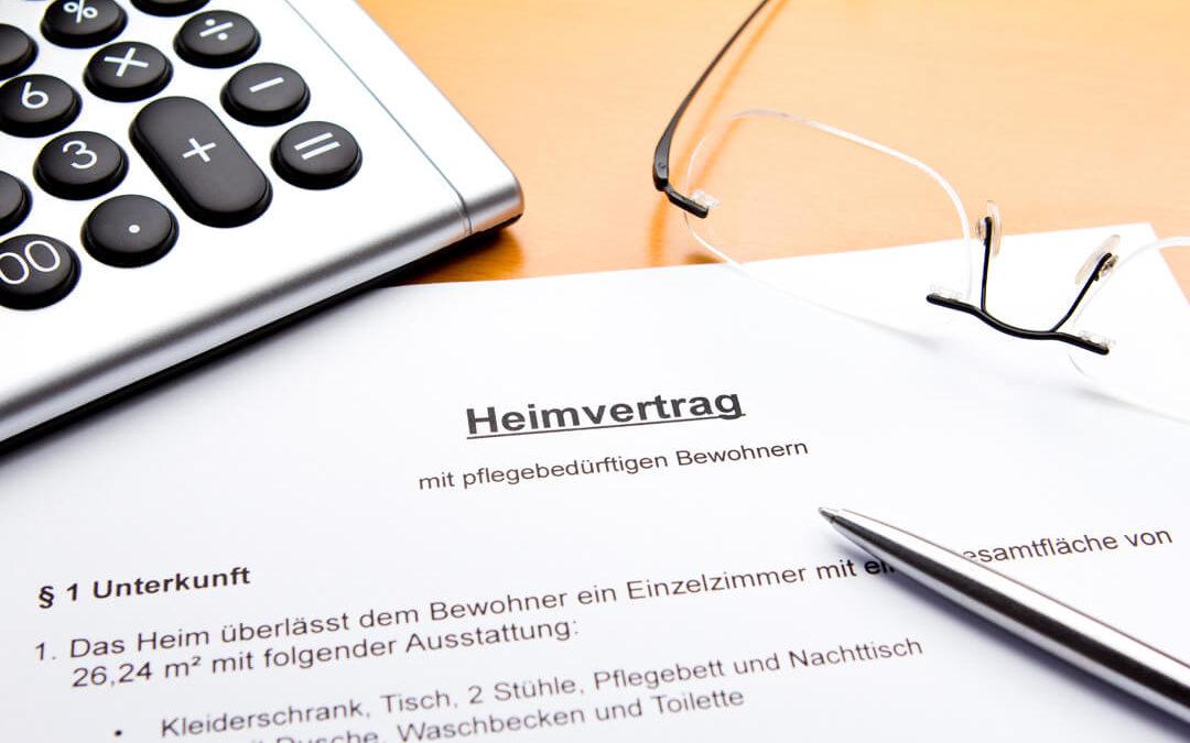 Pflegeheimkosten: Das zahlen Bewohner, wenn Sie im Krankenhaus sind