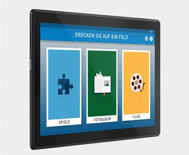 Senioren-Tablet und seine Möglichkeiten