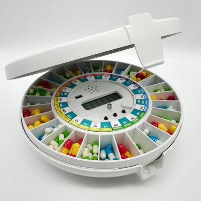 Automatische Tablettenbox (Tablettenspender)
