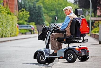 Elektromobile für mehr Mobilität und Unabhängigkeit