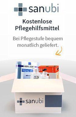 So erhalten Sie Pflegehilfsmittel im Wert von 60 Euro monatlich