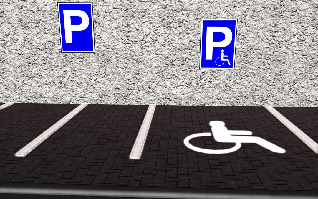 Behindertenparkplatz & Parkausweis: Antrag, Rechte + Pflichten