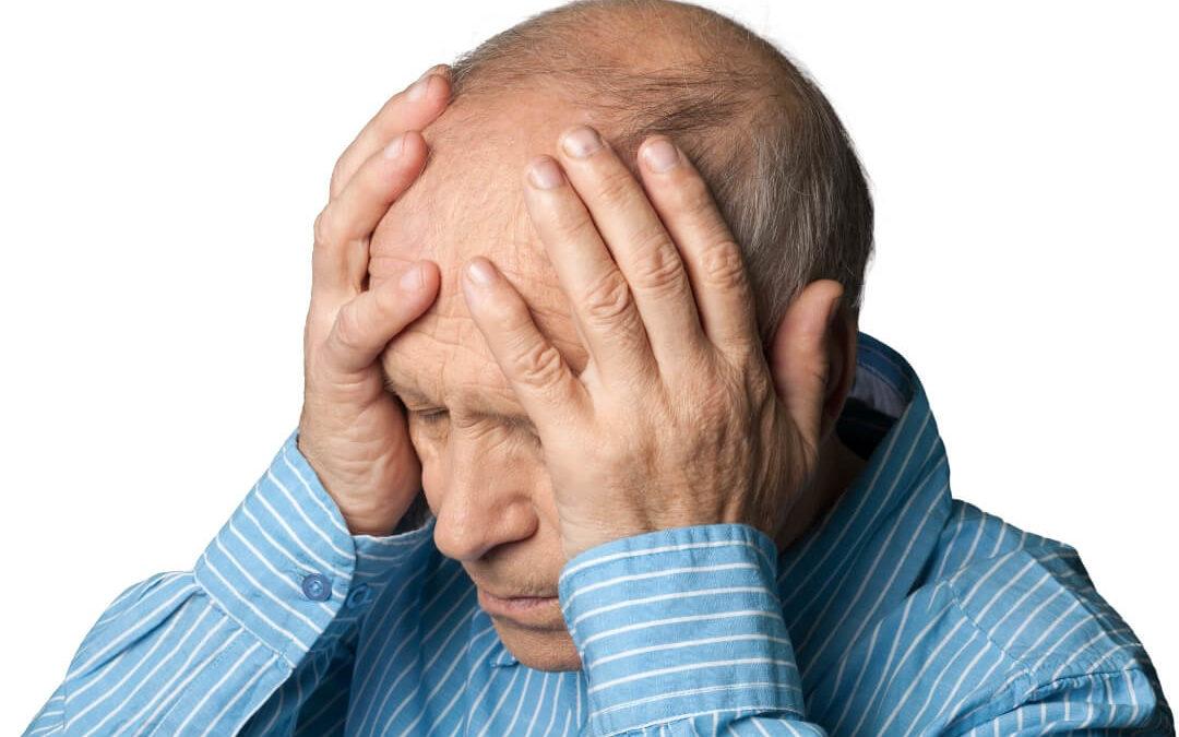 Orientierungsverlust bei Dementen: Demenz ist mehr als nur vergessen