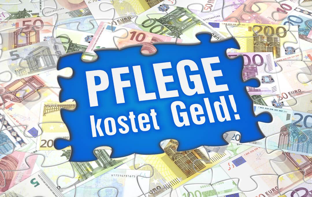 Landespflegegeld Bayern bereits ab Pflegegrad 2 für alle Pflegebedürftigen.