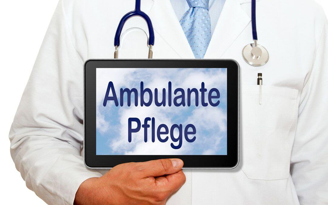 Wichtige Informationen über die ambulanten Pflegedienste