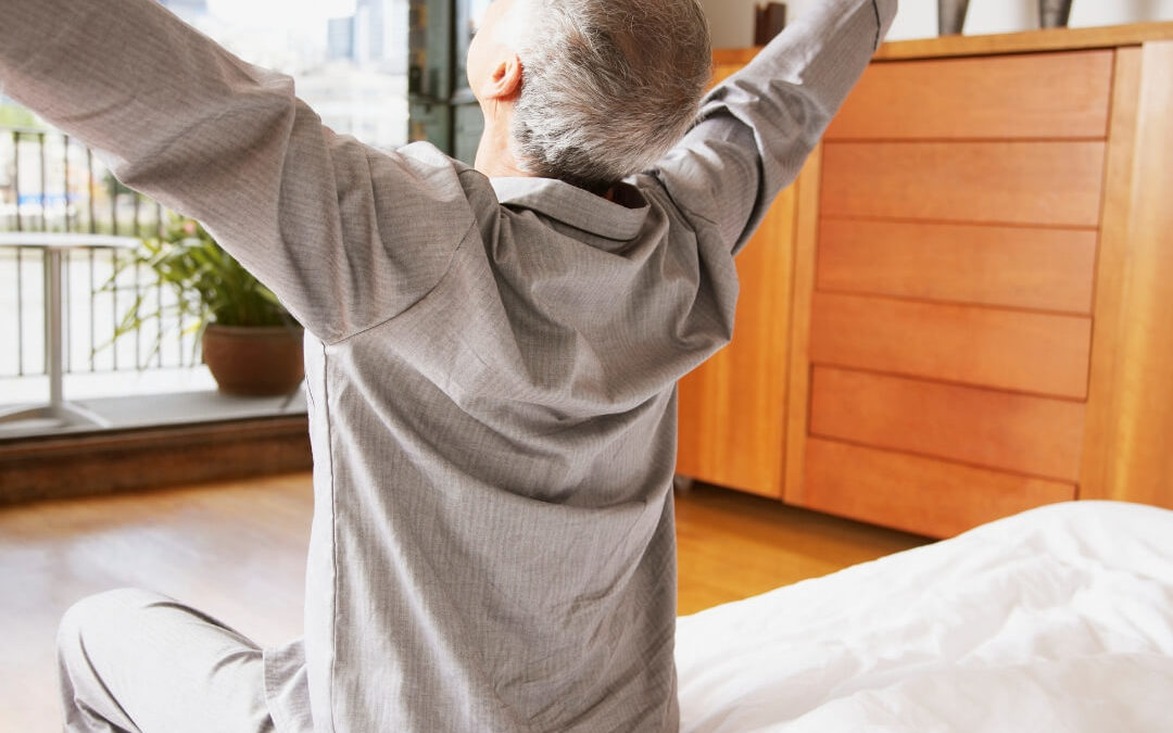 Sensor-Alarmtrittmatten und Bettkantenalarm sind zwei adäquate Hilfsmittel für bettflüchtige Demenzpatienten