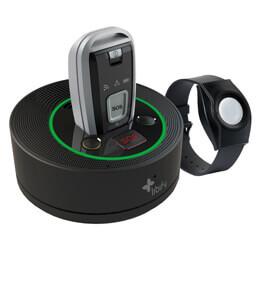 Notrufsystem mit einem Notrufarmband