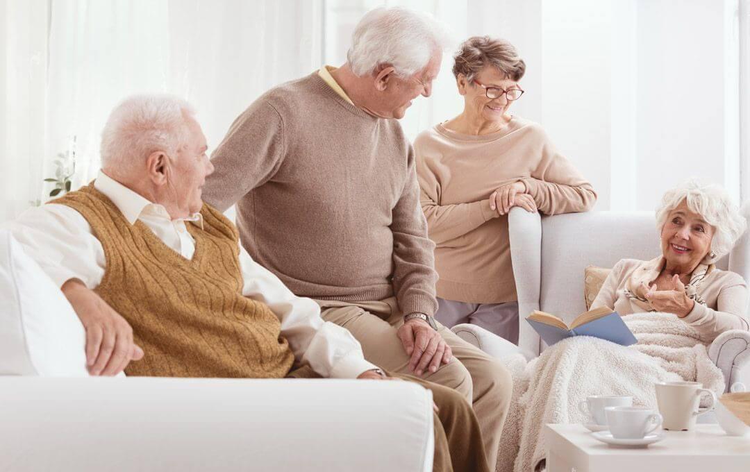 Betreutes Wohnen. Eine Wohnform im Alter mit Betreuung