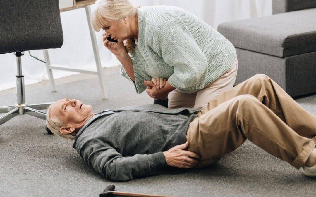 Private Unfallversicherung für Senioren und pflegende Angehörige