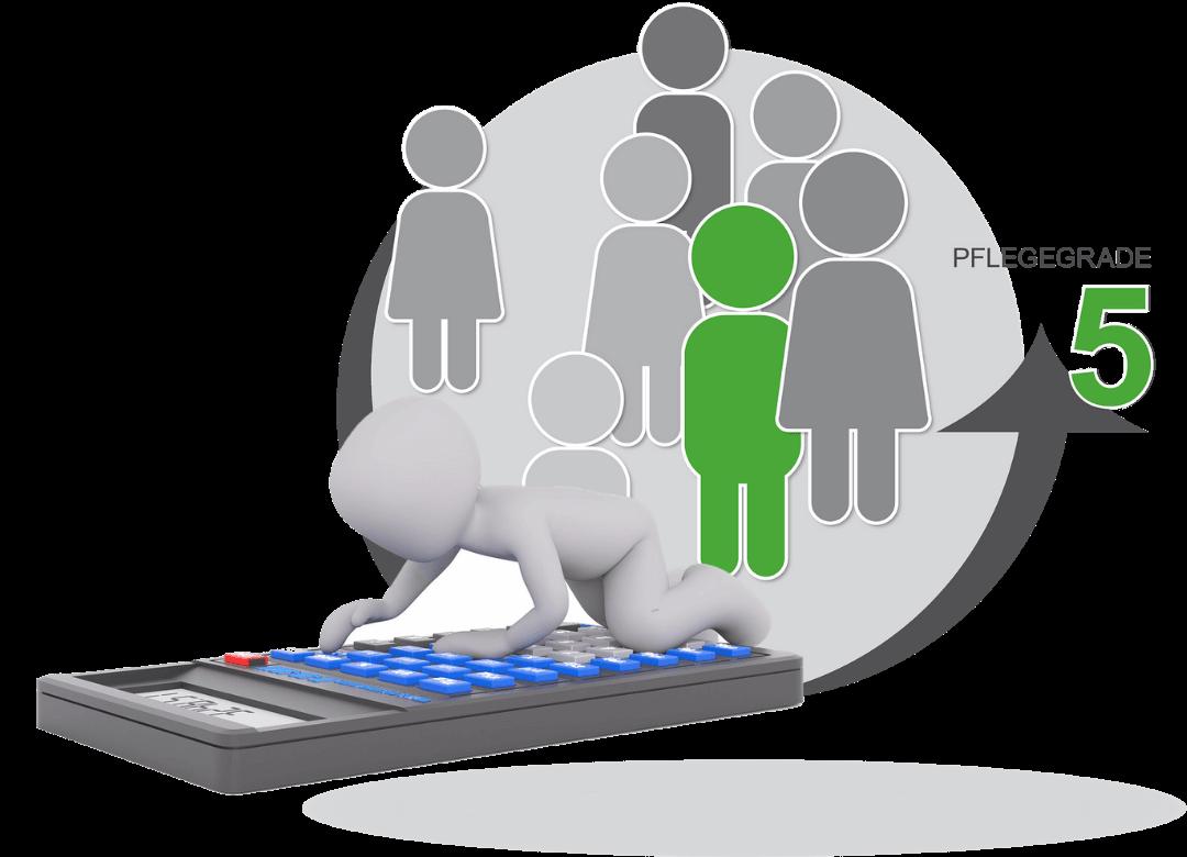 Pflegegradrechner: Kostenlos Ihren Pflegegrad berechnen