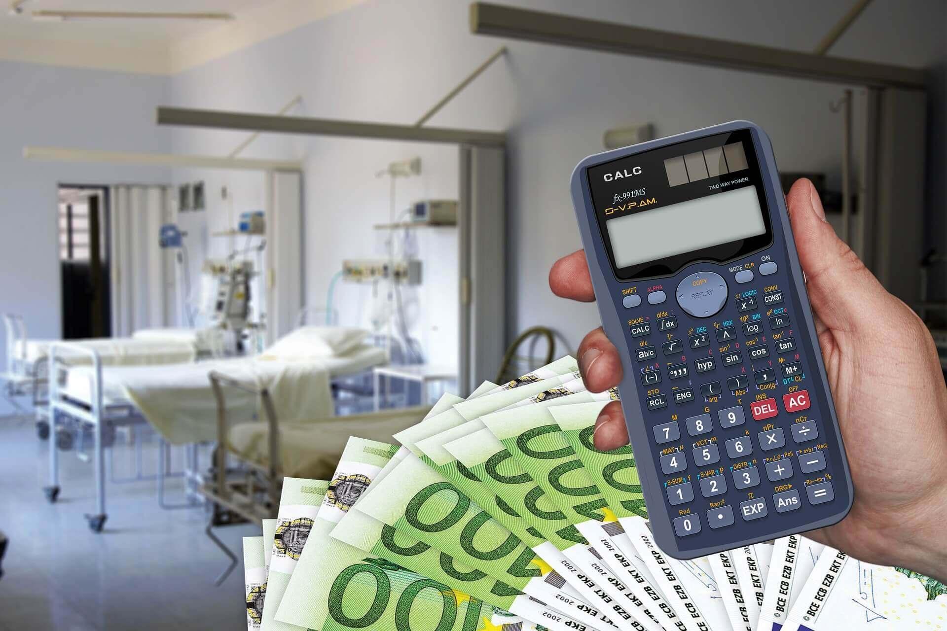 Mit dem Zuzahlungsrechner können Sie einfach ausrechnen, ab wann Sie keine Zuzahlungen mehr zu Medikamenten und Therapien machen müssen.