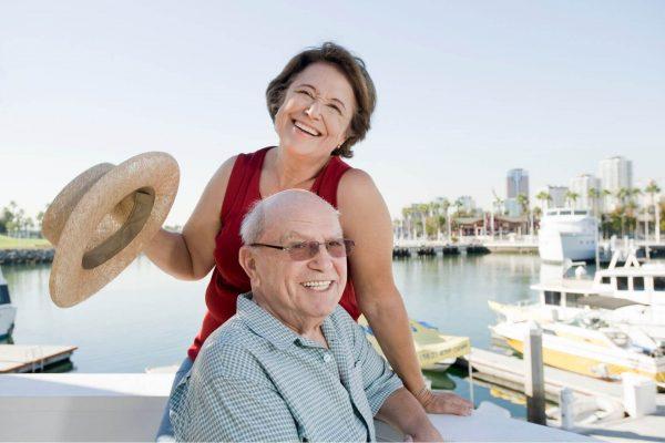 Urlaub von der Pflege