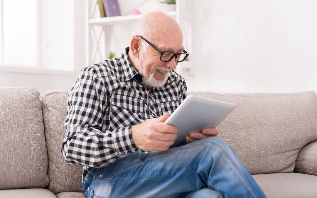 Das Familientablet für Senioren