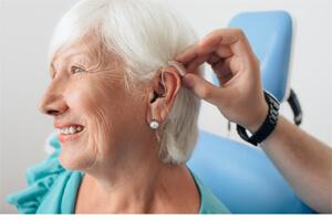 Einstellen eines Hörgerätes